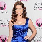 Ashley Greene y Fergie en Global Voices for Change de Avon