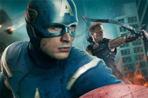 Los Vengadores: Lanzan pósters individuales de 'The Avengers'