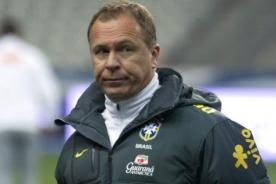 Fútbol Brasileño: Mano Menezes multado por no pasar control de alcohol