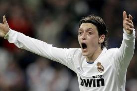 Real Madrid: Mesut Ozil será suplente ante Barcelona