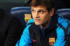 Barcelona: Tito Vilanova es el nuevo técnico, conócelo