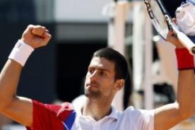 Djokovic vs Federer: Serbio vence en el Masters 1000 Roma y avanza a la final