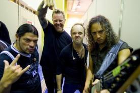 Integrante de Metallica confiesa que ya no ganan tanto dinero como antes