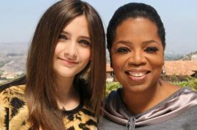 Hija de Michael Jackson: Entiendo por qué mi papá nos tapaba el rostro