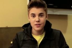 Justin Bieber consigue 5 nominaciones en los premios Billboard 2012