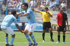 Video del Melgar vs Sporting Cristal (1-2) - Descentralizado 2012
