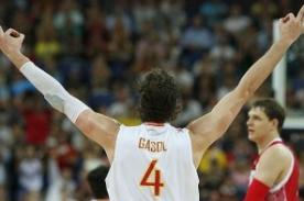 Londres 2012: España derrota a Rusia y se mete a la final de Basketball