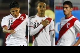 Fútbol peruano: Carrillo, Hurtado y Zambrano ya están en Costa Rica