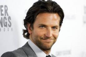 Bradley Cooper tras nominación al Oscar: Estoy en las nubes