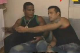 Combate: Christian Domínguez y 'Pantera' en tercera parte de esposados