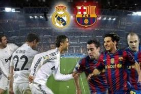 Barcelona vs Real Madrid en vivo (1-3) por ESPN - Copa del Rey