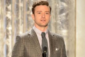 Justin Timberlake confiesa que estuvo drogado muchas veces en Coachella