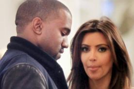 Confirman nombre de hija de Kim Kardashian y Kanye West