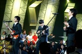 Yo Soy: 'The Beatles' hace vibrar al público con presentación - Video