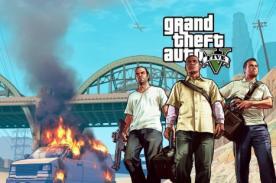 GTA: Primer gameplay de Grand Theft Auto V sale mañana