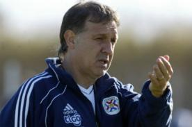 Gerardo Martino: Es un honor dirigir al club más prestigioso del mundo