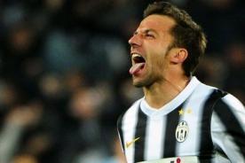 Leyendas: Alessandro Del Piero y su historia en Juventus - Video