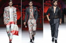 Primavera-Verano 2014: Francis Montesinos impresiona en Fashion Week Madrid
