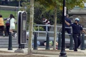 Tiroteo en el Capitolio: Policía descarta atentado terrorista
