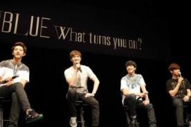 CNBLUE estrenará documental en cine para 2014