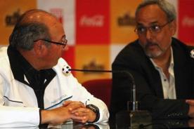 Manuel Burga: Seguiré insistiendo con Sergio Markarián para Rusia 2018
