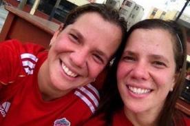 Tatiana y Liliana Castro Mannarelli podrían ser parte de Combate