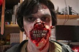 Hallowen: ¿Cómo disfrazarme de zombie? - Video