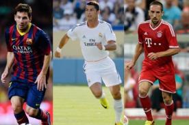 ¿Quién será el próximo ganador del Balón de Oro? Conoce a los nominados