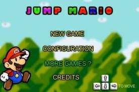 Friv: Juego Friv de Mario Bros 'Jump Mario'  - Juega Gratis Online