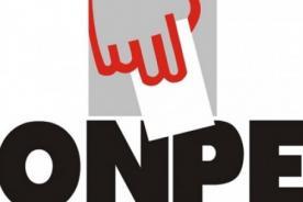 ONPE: Averigua tu lugar de votación - Elecciones Municipales 2013