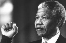 ¡Último Minuto! Nelson Mandela falleció esta tarde a los 95 años