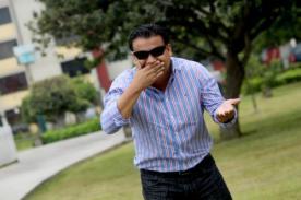Video: #LaPreviaFA alborotó Espinar con Orderique y Vicentelo