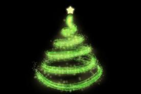 ¿Sabes cual es el origen del árbol de Navidad?