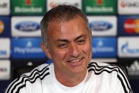 José Mourinho y sus increíbles números en Chelsea jugando de local