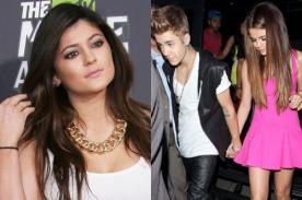 Kylie Jenner no se imagina a Justin Bieber sin Selena Gomez