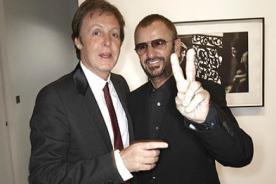 Grammy 2014: Ringo Starr y Paul McCartney tocarán juntos en la ceremonia