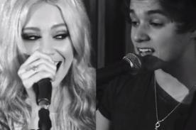 The Vamps: Pixie Lott lanza 'Nasty' acompañada de la boyband (Video)