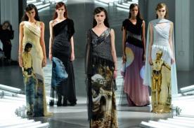 Star Wars inspiró a colección de moda New York Fashion Week - FOTOS