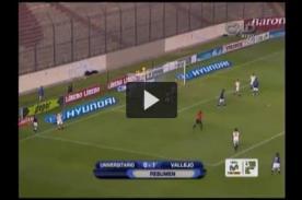Copa Inca 2014: El gol que perdió Raúl Ruidíaz – VIDEO