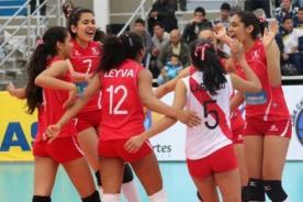 Juegos Odesur 2014: Selección Peruana de Vóley jugará hoy ante Chile