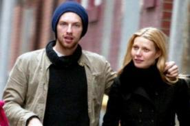 Chris Martin y su esposa se dividirán US$ 147 millones tras separación