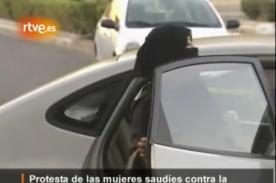 Increíble: Mujer será castigada con 150 latigazos por conducir automóvil