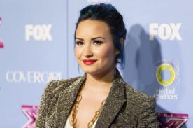 Demi Lovato: La atracción sexual se deriva de tener confianza