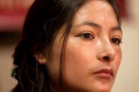 Magaly Solier identificó a sujeto que la agredió sexualmente en Metropolitano