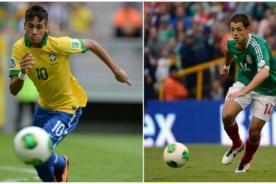 ¿A qué hora juegan Brasil contra México? – Hora Peruana – Mundial Brasil 2014