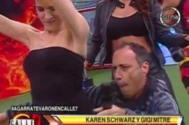 Carlos Galdós se ganó con sensuales bailes de Karen Schwarz y Gigi Mitre [Video]