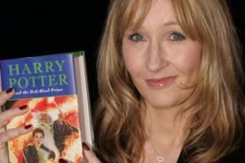 J.K. Rowling publica nueva historia sobre Harry Potter