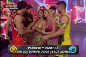 Esto es guerra: Patricio Parodi y Vanessa Jerí son los sentenciados