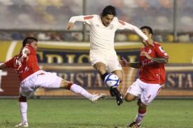 CMD en vivo: Juan Aurich vs Universitario - Torneo Apertura 2014