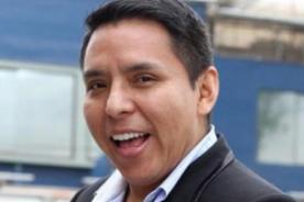 Seguridad de Edwin Sierra insulta a reportera de 'Amor, amor, amor' - VIDEO